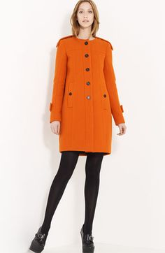 Burberry Prorsum Wool Coat