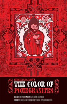 The Colour of Pomegranates poster