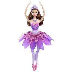 boneca barbie bailarina 8
