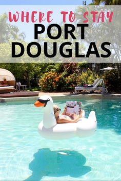 WHERE TO STAY PORT DOUGLAS