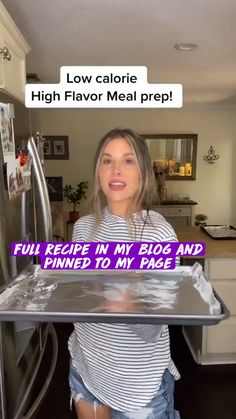 Light Recipes, Clean Recipes, Easy Healthy Recipes, Low Carb Recipes, Healthy Snacks, Cooking Recipes, Healthy Meal Prep, Healthy Cooking, Quick Meals