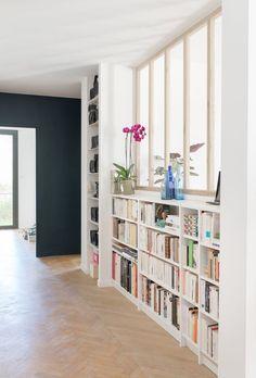 Verrière en bois : 12 façons de l'intégrer chez soi