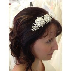 15 best side tiaras images on pinterest tiaras crystal flower and
