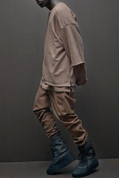 adidas fashion kanye west c youth yeezy season 2015 photog Yeezy Season mxdvs jackie nickerson yeezy season one Milan Fashion Weeks, New York Fashion, Latest Fashion, Kanye West Adidas Yeezy, Yeezy Season 1, Urban Fashion, Mens Fashion, Street Fashion, Runway Fashion