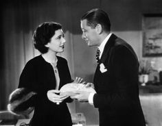 """""""Trouble in Paradise"""" 1932, Kay Francis, Miriam Hopkins, and Herbert Marshall are caught in quite a pickle in risqué Ernst Lubitsch classic."""