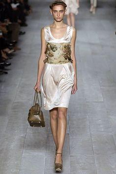 Christian Dior Spring 2007 Ready-to-Wear Fashion Show - Ana Mihajlovic