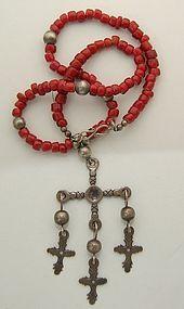 My Vintage Taxco Silver: Mexican Folk Jewelry - Crosses - La Cruz