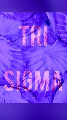 Tri Sigma cell wallpaper. Credit - Sigma Sigma Sigma, Epsilon Gamma