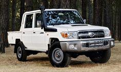 Toyota Land Cruiser 79 4,5D-4D LX V8: R734 800