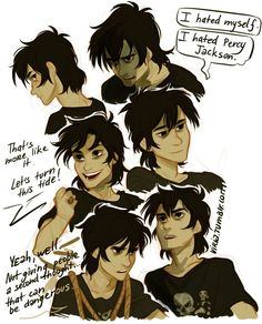 """Viria: Nico di Angelo in the House of Hades! """"Not giving people a second thought.that can be dangerous. Percy Jackson Fan Art, Percy Jackson Fandom, Percy Jackson Prophecy, Percy Jackson Books, Percabeth, Solangelo, Viria, Will Solace, Hunger Games"""