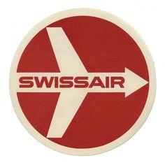 Swissair by alistairh, via Flickr