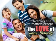 5 unique ways to show love to your family from FamilyShare.com #family #love #relationships