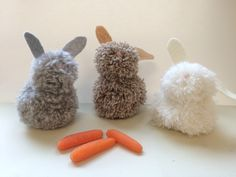 Emily Explains: Pom-Pom Bunnies | berroco design studio