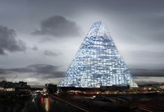 Tour Triangle   Architect Magazine   Herzog & de Meuron, Paris, Mixed-Use, Community, Custom, Entertainment, Residence Hall, Commercial, New Construction, Urban, Modern, Architecture, Urban Development, Urban Design, Paris, France