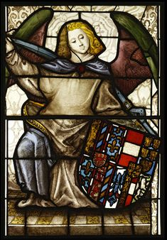 Panel. Arms of Mary of Burgundy. Grosvenor Thomas collection. ca. 1496. https://hemmahoshilde.wordpress.com/2015/06/21/mary-of-burgundy-aka-mary-the-rich/ <--- You're welcome to read more about the coat of arms and territories of Mary of Burgundy on my blog :).