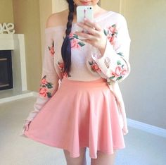 I Want A Light Pink Skirt!!!!