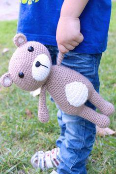 12 Crochet Teddy Bear Patterns Perfect for Cuddling