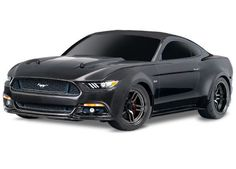 Cars Trucks and Motorcycles 182183: Traxxas 83044-4 1 10 Ford Mustang Gt 4-Tec 2.0 4Tec Awd Rtr Tsm Body Blk W Radio -> BUY IT NOW ONLY: $259.95 on eBay!