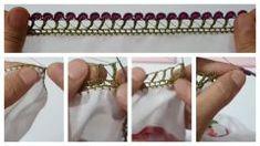Çeyizlik Sıralı Fıstık Oyası Yapımı Napkin Rings, Home Decor, Decoration Home, Room Decor, Interior Decorating