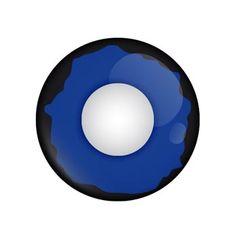 Pixie - Manga Linse (Blaue Kontaktlinse von Lensspirit) #contacts #contactlenses