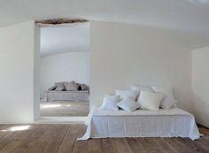 #bedroom #totalwhite #linen #bed