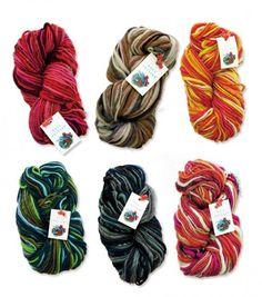 Knit Collage【Pixie Dust mini】