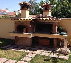 Risultati immagini per forni in muratura per esterni
