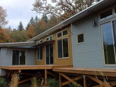 c.2 model from ideabox llc. beautiful prefab, manufactured homes.  Salem OR