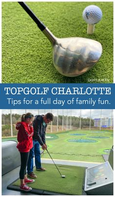 If you want to introduce your kids to golfing, there's no better place than with a visit to TOPGOLF. This fun interactive golfing game is a hit with families with all ages. Would be a great addition to any family vacation or staycation itinerary. Best Family Vacation Spots, Family Road Trips, Family Travel, Disney Vacation Planning, Disney Vacations, Vacation Ideas, Travel Activities, Summer Activities, Family Activities