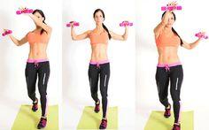 Vous rêvez d'une belle poitrine? Voici 4 exercices à faire pendant 3-4 fois par semaine! http://wellnhealth.fr