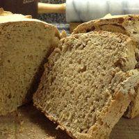 Les convido mi receta básica para que hagan un excelente pan clásico con masa madre.
