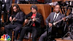 Shigeru Miyamoto Sits in With The Roots to Play a Lively Version of the Super Mario Bros. Theme