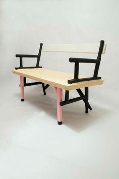 Naive Furniture By ThinkDO Studio