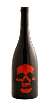 Twisted Oak Winery River of Skulls Red.  I haven't tried this but I want to.