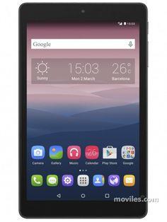 Tablet Alcatel Pixi 3 (8) 4G (Pixi 3 (8) LTE) Compara ahora:  características completas y 10 fotografías. En España el Tablet Pixi 3 (8) 4G de Alcatel está disponible con 0 operadores: