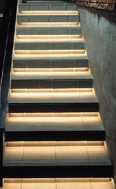 Awesome Under The Stairs LED Lighting  Normal Bright Flexible Strips, Warm White By  Inspired LED