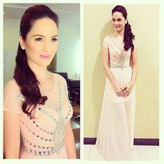 .@edwintan_designer | Kristine Hermosa-Sotto in Edwin Tan #philippines #manila #edwintan #style #de... | Webstagram - the best Instagram viewer