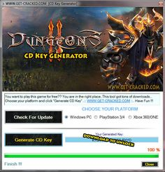 Dungeons 2 CD Key Generator Full Game Download 2016