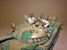 "Ed Okun ""Modeling Military History"": Egyptian in 1973 Yom Kippur War/ Trumpeter Maquette Revell, October War, T 62, Yom Kippur, Model Tanks, Military Modelling, Armies, Military History, Plastic Models"