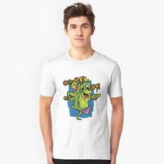 'World's Best Dad Father's Day Gift, Father's Day Gift from Daughter World's Best Dad Gift' T-Shirt by wabeen My T Shirt, Tee Shirts, Funny Shirts, Best Dad Gifts, Comic, Pattern Mixing, Best Mom, Slim Fit, Strand