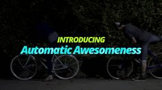 MonkeyLectric is raising funds for Monkey Light Automatic: our best bike lights yet on Kickstarter! 3 new bike lights that delight, amaze and give you confidence on the road. Fully automatic with visibility. Just ride your bike!