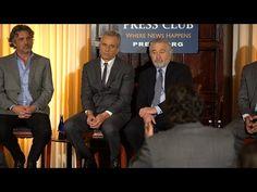 Robert De Niro & Robert F Kennedy Jr. Offer $100k Vaccine Challenge - YouTube