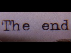 The end of Moulin Rouge
