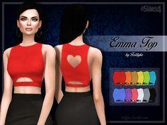 Trillyke - Emma Top