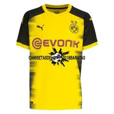 International Primera Camiseta Borussia Dortmund 2017 2018