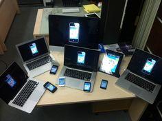Apple, apple, apple, apple...