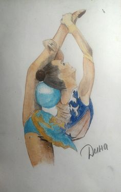 Dina Averina (Russia)