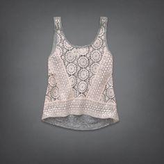 girls alexa top   girls fashion tops   abercrombiekids.com