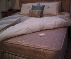 Put a bar of Ivory soap under your sheet and it will stop leg cramps and RLS....?