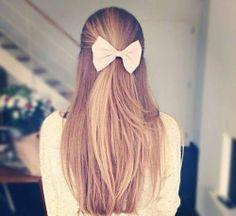 Pastel Hair Bows